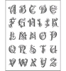 Capital Alphabet   per set