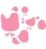 Mother Hen    per set