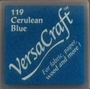 Cerulean Blue stempelkussen