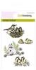 Vogels en konijntje   per set