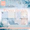 Flower Garden  15,2 x 15,2 cm   per setje
