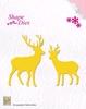 Deer   per stuk