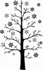 Winterboom   per stuk
