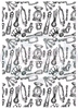 Sketched Utensils
