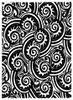 Swirl Background A6
