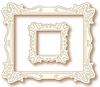 Antique Art Frames   per setje