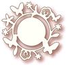 Flower Circle   per stuk