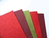 Mulberry paper Christmas Colors