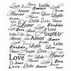 Tekststempel Amour