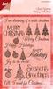 Happy Holidays Engelse Teksten    per vel