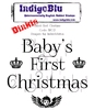 Baby´s First Christmas   per stuk