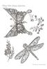 Tiffany Style Wings    per stuk