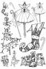 Sugar Plum Christmas   per stuk