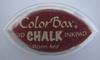 Warm Red Cat's Eye Chalk   per stuk
