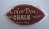 Warm Red Cat's Eye Chalk