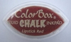 Lipstick Red Cat's Eye Chalk    per stuk