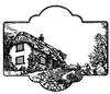 Country Cottage   per stuk