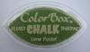 Lime Pastel Cat's Eye Chalk    per stuk