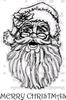 Joyous Santa   per stuk