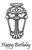 Earthenware Vase   per set