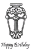 Earthenware Vase