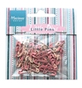 Little Pins Pink  50 st   per set