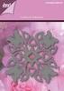 Vierkant Vlinder-Blad   per stuk