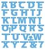 Alphabet garland