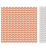 Embossing folder + Die Knitting   per set