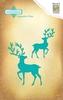 Vintasia Reindeer   per set