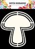 Mushroom   per stuk