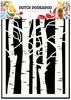 A5 Birch Trees