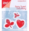 Berry Sweet Strawberry   per setje