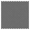 Mini Tesselar Pattern stencil   per stuk