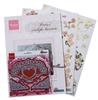 Petra's elegant cards 3   per set