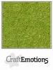 Kraft Karton Emerald Groen   per vel