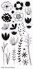 Sketched Blooms 2   per vel
