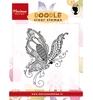 Doodle Vlinder