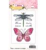 Celebrate Spring nr. 172 Vlinder / libelle