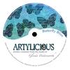 Butterfly Bliss. CD met veel vlindermotieven.