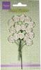 Rose White 15mm