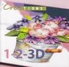 Creations. 1-2-3 D   per stuk