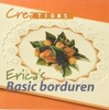Creations. Erica's Basic Borduren   per stuk