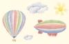 Luchtballonnen   per stuk