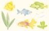 Vissen   per stuk