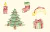 Kerst   per stuk