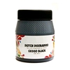 Gesso zwart 250 ml   per pot