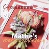 Creations. Matties voorjaarsbloemen   per stuk