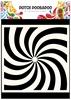 15 x 15 cm Spiral