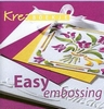 Kreaboekje. Easy embossing